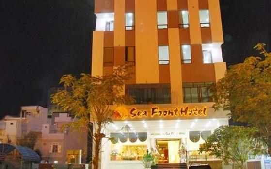 khách sạn sea front