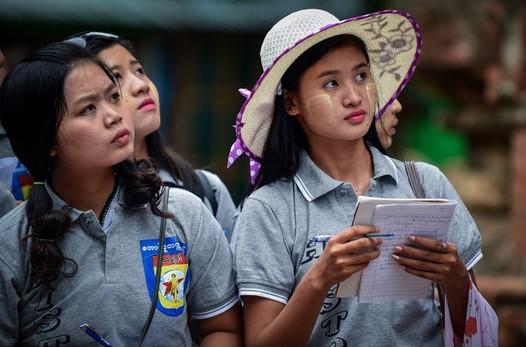 con người myanmar thân thiện