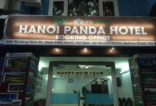 hà nội panda hotel