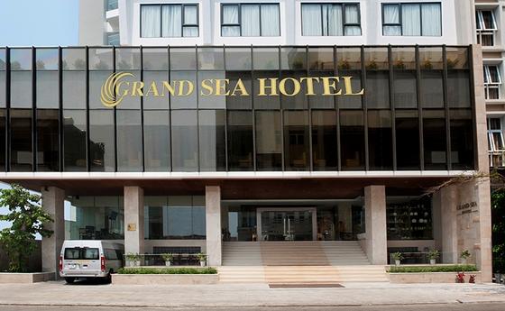 Khách sạn grand sea hotel đà nẵng