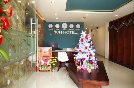 khách sạn rich